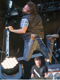 Ed ..a great jump.. | Big Day Out Melbourne 1/24/2014