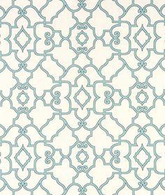 Shop Covington Windsor Capri Blue Fabric at onlinefabricstore.net for $10.35/ Yard. Best Price & Service.