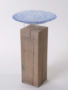 Inspired by Sand Bowl as Art in the Garden/Birdbath Interior Accessories, Household, Sculptures, Contemporary, Inspired, Glass, Garden, Table, Inspiration