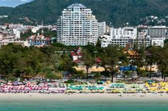 Andaman Beach Suites in Patong beach Phuket http://www.r24.org/patong-beach-hotels.com/phuket/beachsuites/ hotels affordable holiday vacation accommodation