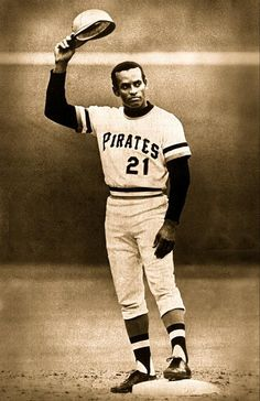 Roberto Clemente is the greatest athlete that Puerto Rico has ever produced. Monuments and Schools bare his name, but his Dream City honoring his legacy was never built. Pittsburgh Pirates Baseball, Pittsburgh Sports, Pittsburgh City, Roberto Clemente, Dodgers, But Football, Swing, Sport Icon, Baseball Players