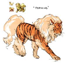 Pernine 30 Incredible Works Of Art Inspired By Pokemon Fusion Pokemon Legal, Mega Pokemon, Pokemon Fusion Art, Fantasy Creatures, Mythical Creatures, Catch Em All, Digimon, Illustrations, The Incredibles