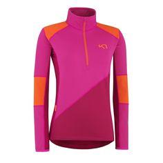DALANE H/Z FLEECE - Sweaters, Jackets & Fleece - Categories - SHOP | Kari Traa