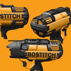 Bostitch Power Tools by Tylan Tschopp at Coroflot.com