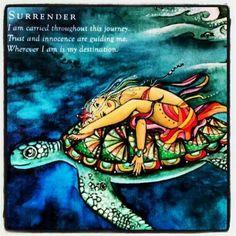Surrender Yourself