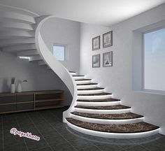 modern staircase design ideas for home interior designs and living room decor ideas 2020 wooden stair designs, modern staircase design, living room stairs, i. Staircase Railing Design, Home Stairs Design, Interior Staircase, Stairs Architecture, Modern House Design, Home Interior Design, Stair Design, Staircase Ideas, Staircase Design Modern
