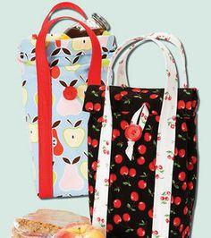 Cute-Enough-To-Eat Lunch Bags : fabric :  Shop | Joann.com
