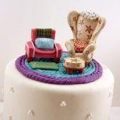 Up Cake Topper Wedding
