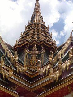 Grand Palace Bangkok ©photo by jadoretotravel