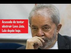 Acusado de tentar obstruir Lava Jato, Lula depõe hoje na Justiça Federal.