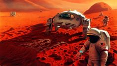 NASA Astronauts On Mars Mission Will Eat 100% Vegan Menu  It is likely that human diets will move away from meat and dairy and toward completely plant-based diets, as raising cattle takes about 3x as much resources as growing crops. In space exploration, bringing meat or livestock along is just not practical.