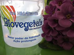 Manu Macedo Blog: Gel Biovegetais Hidratante