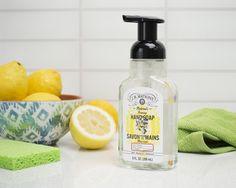 Keep little hands clean, naturally.