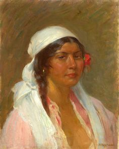 gypsy portraits  | BEST PHOTOS WAR: AMERICAN PAINTINGS (PART 3)