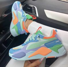 13 Trendy Sneakers Shoes You Need To Have Sneaker Store, Cute Sneakers, Sneakers Adidas, Aesthetic Shoes, Fresh Shoes, Hype Shoes, Pumas Shoes, Shoes Heels, Custom Shoes