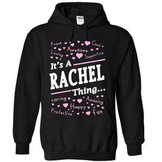 (Tshirt Order) It is A Rachel thing Facebook TShirt 2016 Hoodies Tees Shirts