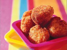 Croquettes poisson-pomme de terre - Enfant.com