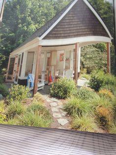 Second dwelling (sauna house?)