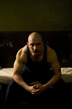 You don't want to be trapped inside with me sunshine. Inside, I'm somebody nobody wants to fuck with do you understand? I am Charlie Bronson, I am Britain's most violent prisoner. ( Charles Bronson, Bronson )