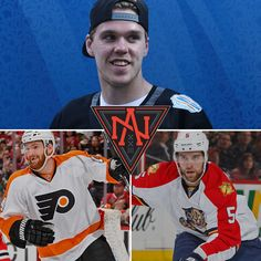 Connor McDavid named as Captain for Team North America.