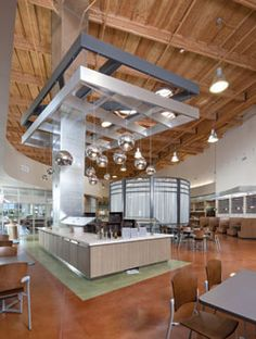 Facility Design Project of the Month: Restaurant architecture and interior design: Crossroads Café and The Shack at William Jessup University in Rocklin, Calif.