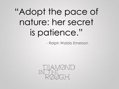 #nature #quotes #patience