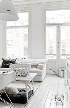 beautiful white . rich in textures © Paulina Arcklin | Blog post