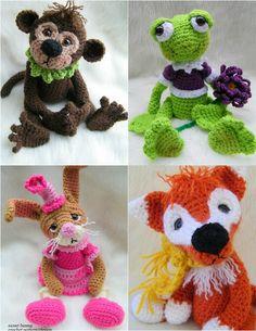 cute crochet patterns :)
