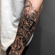 Forarm Tattoos, Forearm Sleeve Tattoos, Forearm Tattoo Design, Best Sleeve Tattoos, Tattoo Sleeve Designs, Forearm Tattoo Men, Tattoo Designs Men, Leg Tattoos, Japanese Forearm Tattoo