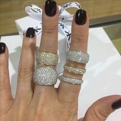 Diamond dress ring #bykalfinjewellery #giftidea #christmasgift #diamonddressring #diamondringsmelbourne #custommaderings #engagementringsmelbourne #cbdjewellers #cityjeweller #bestjeweller #bestdiamonds #collinsst #weddingrings #solitaire #custommaderings #diamonds #weddingrings #gentsring #weddingbands #dressrings #diamonddressrings #christmasgiftidea #wedding #bride #melbourne www.kalfin.com.au