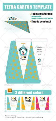 Tetra Carton - GraphicRiver Item for Sale