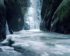 Columbia River Gorge, Oregon. Crazy IS contagious