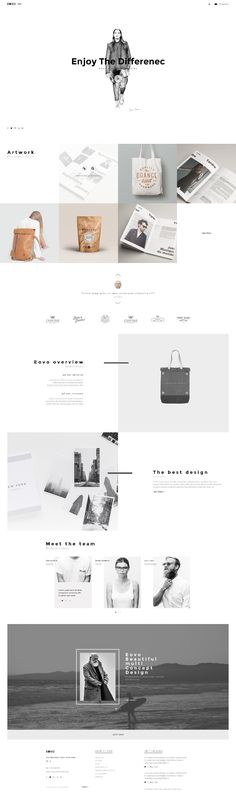 Eovo Web Design Inspiration