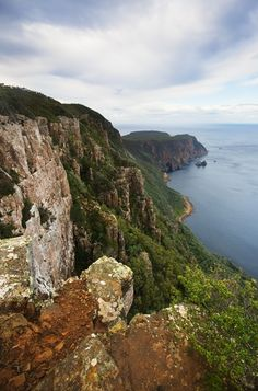 Cape Raoul, Tasman Cape, Tasmania (Photo Taken by JJ Harrison) #travel #Australia