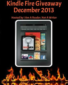 December Kindle Fire HDX Giveaway Win a Kindle Fire HDX, Amazon Gift Card or Paypal Cash ($229 value)   1 winner will receive their choice of an all new Kindle Fire 7″ HDX (US Only – $229 value), $229 Amazon Gift Card or $229 in Paypal Cash (International). There is a second separate giveaway for bloggers who post this giveaway on their blog. See details in the Rafflecopter on how to enter to win the 2nd Kindle Fire HDX 7″. Ends 1/1/14