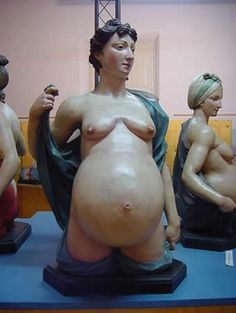 Outstanding collection of obstetrical models, realized by Giovan Battista Manfredini in Modena between 1773 and 1775 Anatomical Museum in Modena (Italy) Medical Art, Medical History, Anatomy Art, Human Anatomy, Vintage Medical, Midwifery, Human Body, Female Art, Modena Italy
