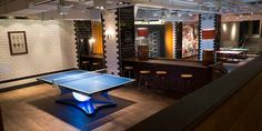 Bounce London Ping Pong Bar 2