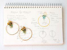 Designer's Sketchbook is back from a very long hi …