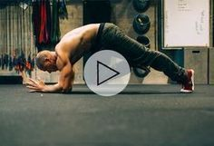 Get Next-Level Core Strength With This Plank Variation Workout #weightlifting