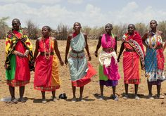 Maasai Tribe Jewelry | Maasai, Samburu, Turkana Tribes of Kenya | Rockin' That Bling
