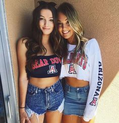 University of Arizona lovelies.