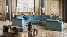 t any Home Space. Luxury Furniture, Home Furniture, Furniture Design, Best Interior Design, Interior Design Studio, Fendi, Italian Luxury Brands, Luxury Living, Modern Living