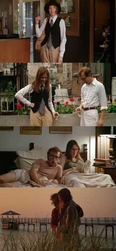 Annie Hall, 1977 (dir. Woody Allen).