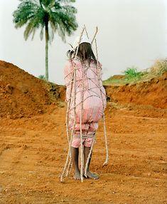 namsa leuba, unusual tribal attire