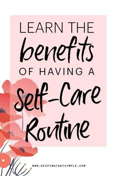 Learn the benefits of self-care and why is self-care important in your life. Take care of yourself with the tips and examples of self-care within this post. Then create your basic self-care routine with the list provided and live happy, fulfilled life! Love Yourself First, Take Care Of Yourself, Self Care Activities, Work Activities, Love Tips, Live Happy, Care Quotes, 30 Day Challenge, Self Care Routine