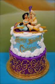 Resultado de imagem para festa tema aladin e jasmine