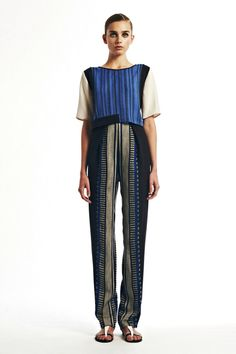 Edeline Lee | Spring 2014 Ready-to-Wear Collection | Style.com