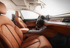 2015 Audi A8 L W12 Exclusive Concept: New Photos
