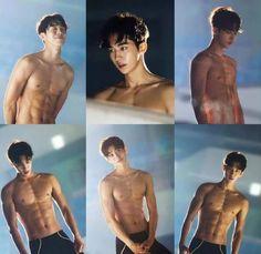 Jeong Joon Hyung in Weightlifting Fairy Kim Bok Joo
