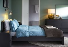 stylish bedroom our malm bedroom series features streamlined designs